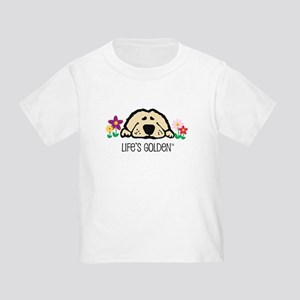 Life's Golden Spring Toddler T-Shirt