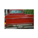 Ch######T Truck Tailgate Rectangle Magnet (100 pac