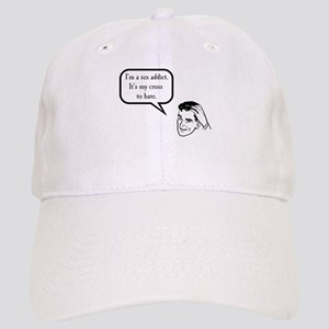 Sex Addict Cap