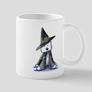 Witchy Westie Mug