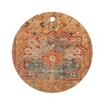16th Century Round Ornament