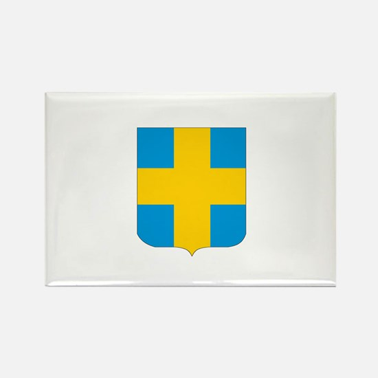 toulon Rectangle Magnet (10 pack)