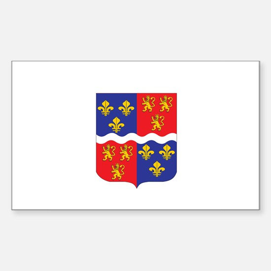 somme Rectangle Decal