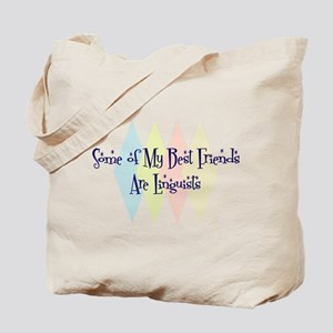 Linguists Friends Tote Bag