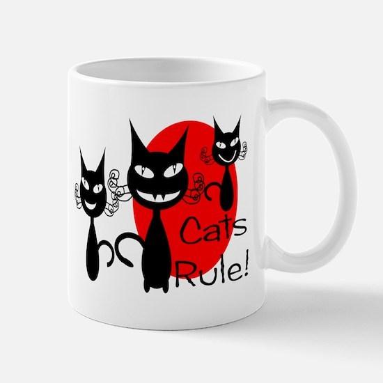 More cats Mug
