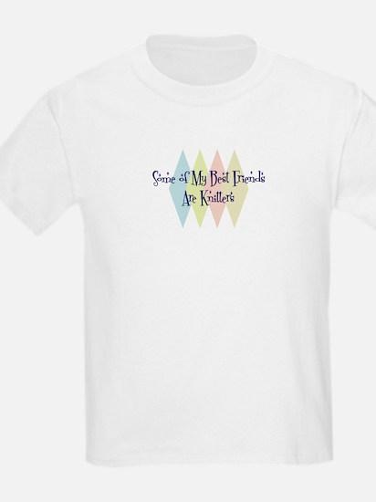 Knitters Friends T-Shirt