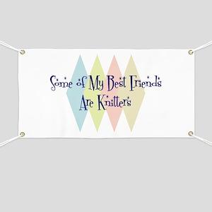 Knitters Friends Banner