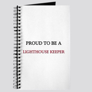 Proud to be a Lighthouse Keeper Journal