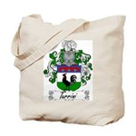 Turrini Family Crest Tote Bag