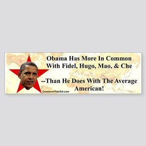 """Un American"" Bumper Sticker"