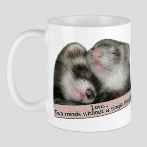 Love...Two Minds Mug