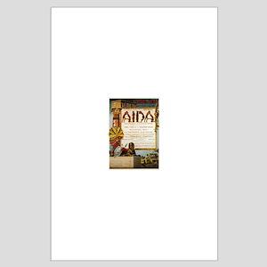 Aida Large Poster
