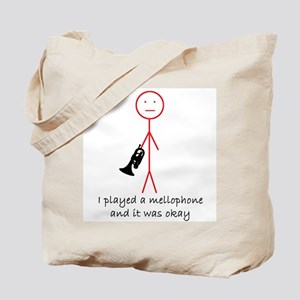 I Played A Mello Tote Bag