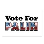 Vote for Palin - Sarah Palin Postcards (Package of