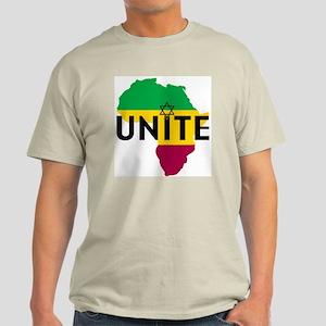 Africa Unite Men's Light T-Shirt