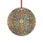 Holland Park Round Ornament