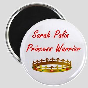 Pricess Warrior Magnet