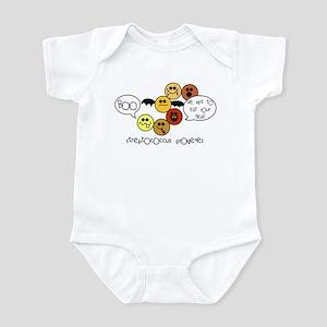 Flesh Eating Infant Bodysuit