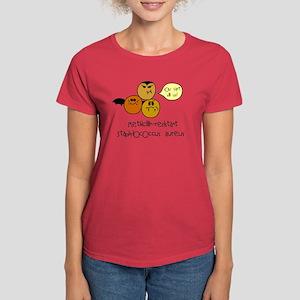 MRSA 'you can't kill us' Women's Classic T-Shirt