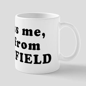Kiss Me Westfield NJ Tees Mug