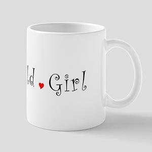 Westfield Girl T-shirts Mug
