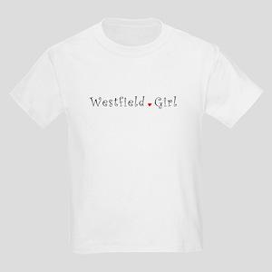 Westfield Girl T-shirts Kids Light T-Shirt