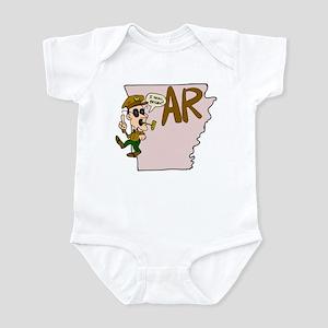 Arkansas Pride! Infant Bodysuit