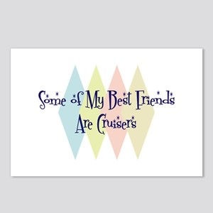 Cruisers Friends Postcards (Package of 8)