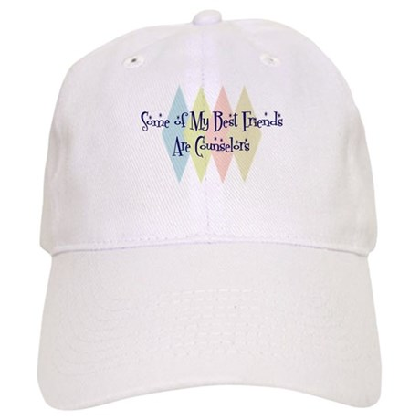 Counselors Friends Cap