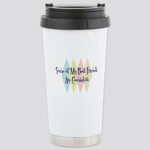 Counselors Friends Stainless Steel Travel Mug