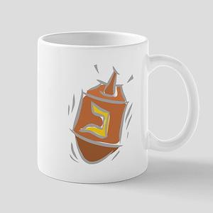 Dreidel Mug