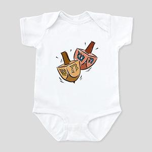 Dreidels Infant Bodysuit