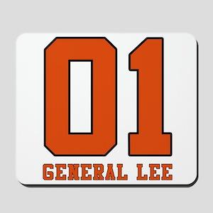 General Lee Mousepad