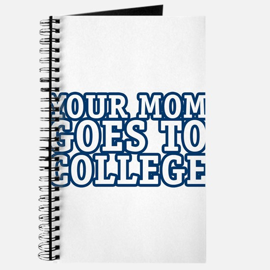 Your Mom Goes to College Journal