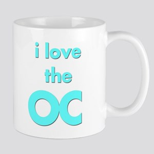 I Love the OC for OC lovers Mug