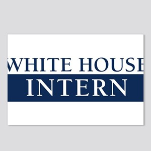 White House Intern Postcards (Package of 8)