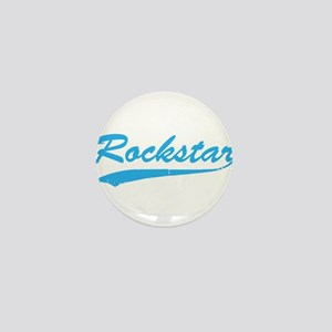 Rockstar Mini Button
