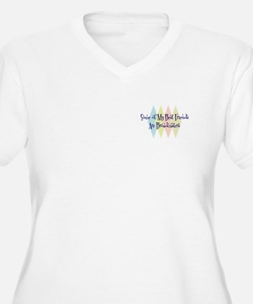 Broadcasters Friends T-Shirt