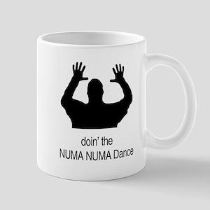 Doin' The Numa Numa Dance Mug