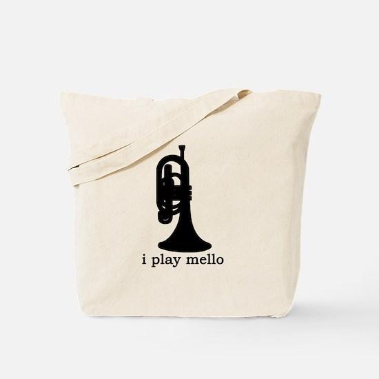 I Play Mello Tote Bag