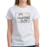 Ike Survived Me Women's T-Shirt