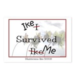Ike Survived Me Postcards (Package of 8)