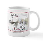 Ike Survived Me Mug