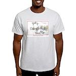 Ike Survived Me Light T-Shirt