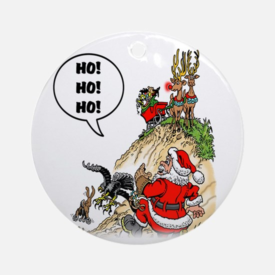 Santa's Gone Hawking