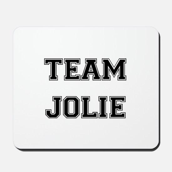 Team Jolie Mousepad