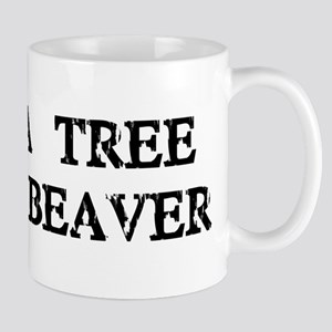 Save a Tree. Eat a Beaver Mug