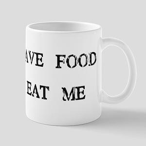 Save Food Eat Me Mug