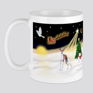 Night Flight/Ital Greyhound Mug