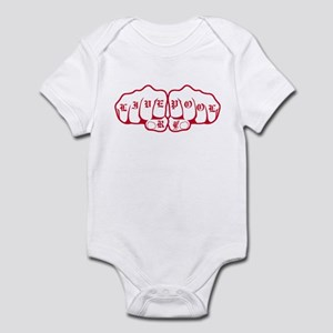 Liverpool Fists Infant Bodysuit
